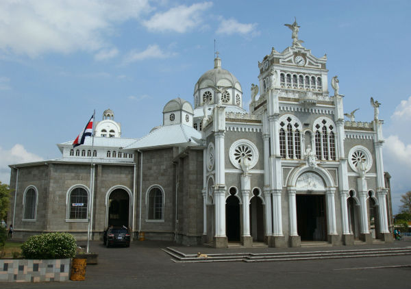 Basilique de Los Angeles à Cartago