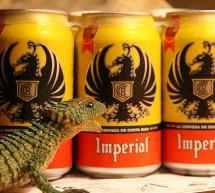 La Bière Impérial du Costa Rica
