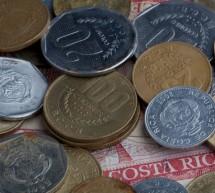 Le Colón : billets et pièces de la monnaie du Costa Rica