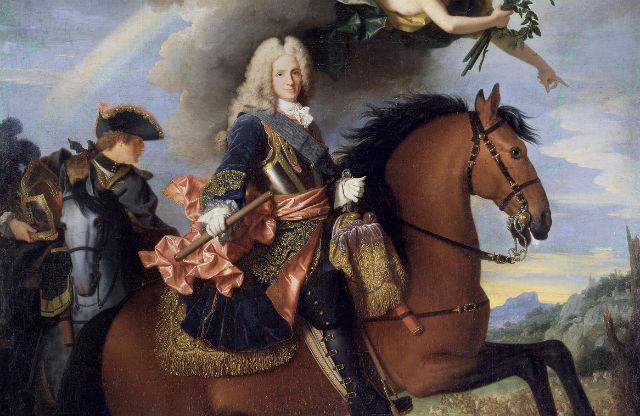 Philippe V Roi d'Espagne