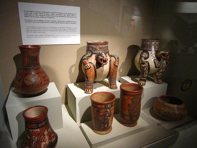 Poteries Musée del Jade San José