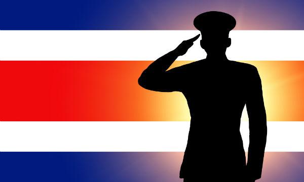 Le Costa Rica, pays sans armée