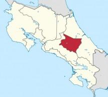 La Province de Cartago au Costa Rica