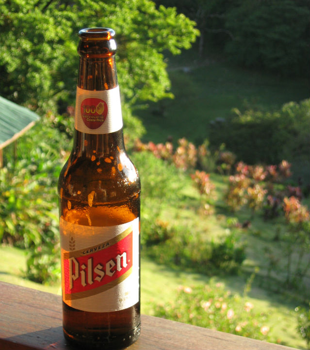 photo Biere Pilsen du Costa Rica