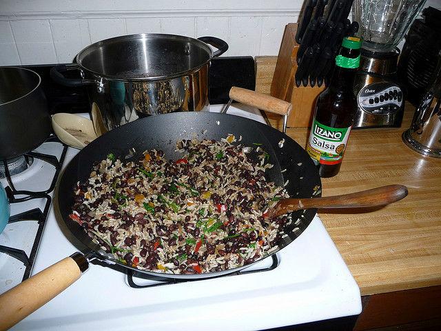 Photo recette de cuisine du Gallo Pinto