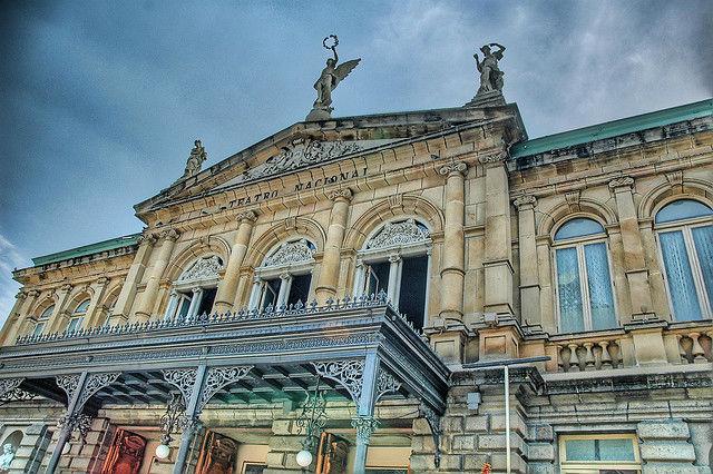 Photo du Theatre National du Costa Rica