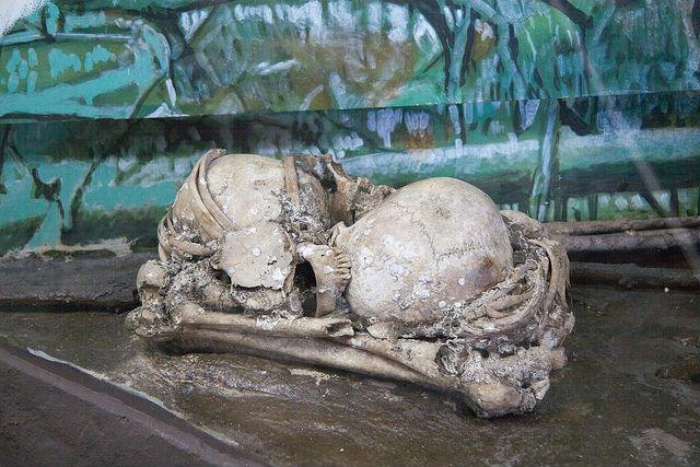 Restes humains musée National du Costa Rica