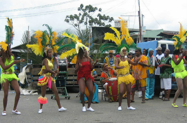 Photo Danse de Calypso au Costa Rica
