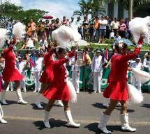 Fête Dia de la Raza / De las Culturas au Costa Rica