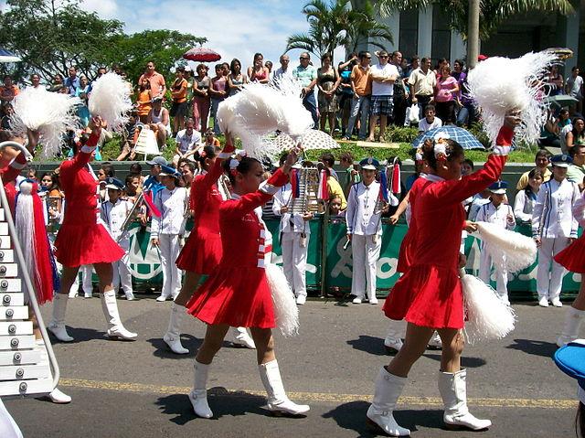 Photo du Dia de las Culturas du Costa Rica