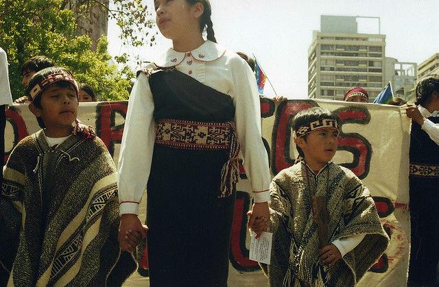 photo Dia Del Encuentro de Dos Mundos au Chili