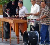 La Marimba, instrument de musique symbole du Costa Rica